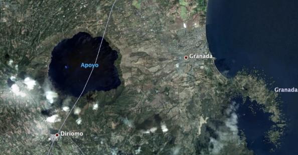 Granada Isletas Lago Apoyo
