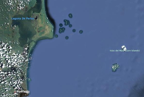 4 Laguna de Perlas Corn Islands