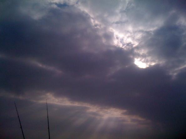 Héél klein beetje zon