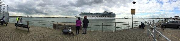panorama-Southampton